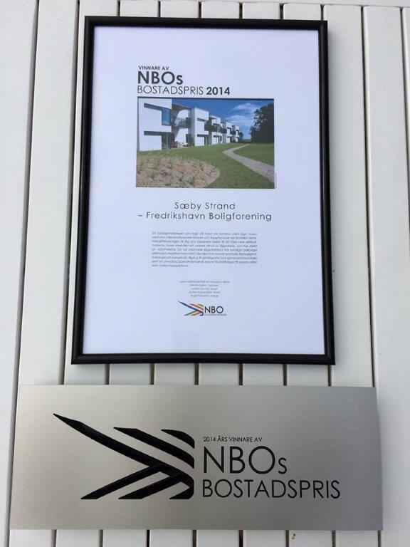 De bedste boliger i Norden er Frederikshavn Boligforenings Sæby Strand